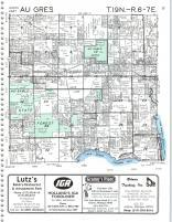 Map Image 007, Arenac County 1993